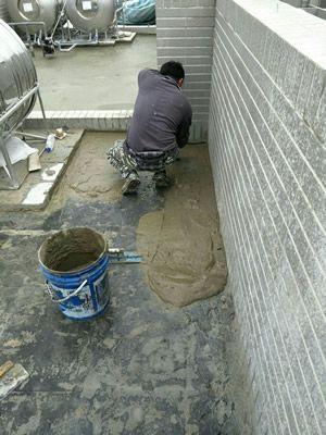 台中抓漏防水工程-張先生