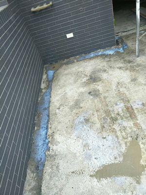 南投屋頂PU防水工程-徐先生