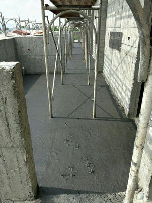 南投屋頂防水工程-黃先生