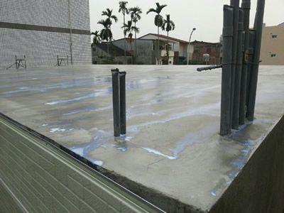 南投屋頂防水工程-王大姐