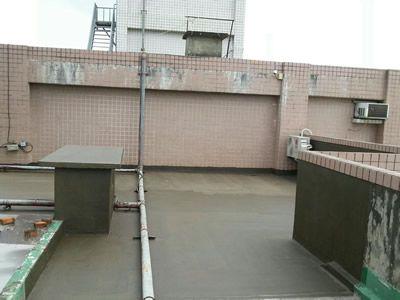 南投大樓屋頂防水工程