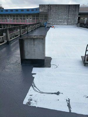 台中屋頂防水工程-吳先生