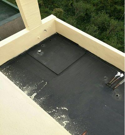 南投屋頂防水工程-錢先生