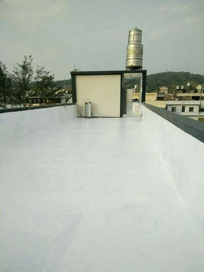 南投屋頂防水工程-葉先生