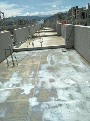 台中社區大樓 屋頂防水工程 隔熱工程
