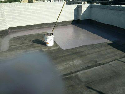 台中屋頂防水工程 隔熱工程-黃小姐