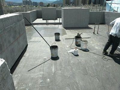 台中屋頂防水工程-黃小姐
