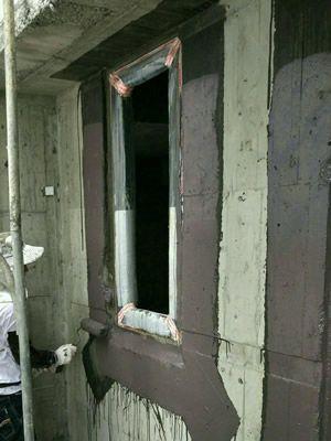台中窗框防水-台中樓層接縫防水-林先生